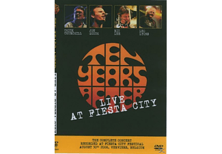 Ten Years After - Live At Fiesta City.. - (DVD)