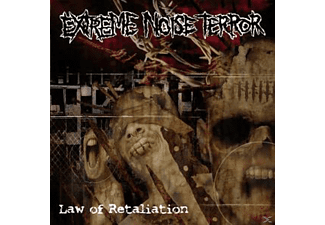 Extreme Noise Terror - Law Of Retaliation - (Vinyl)