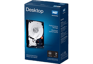 WESTERN DIGITAL Desktop Performance Disque dur interne 1 TB  (DBSLA0010HNC-ERSN 1TB)