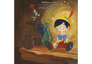 VARIOUS - The Legacy Collection: Pinocchio [CD]