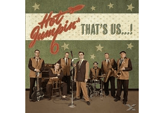Hot Jumpin' 6 - That's Us...! - (CD)
