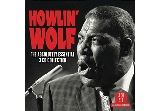 Howlin' Wolf - Absolutely Essential - (CD)