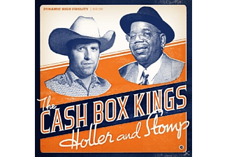 Cash Box Kings - Holler And Stomp - (CD)