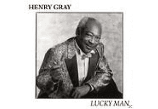 Henry Gray - Lucky Man - (CD)
