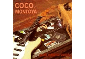 Coco Montoya - GOTTA MIND TO TRAVEL - (CD)