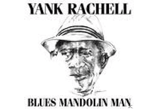 Yank Rachell - Blues Mandolin Man - (CD)