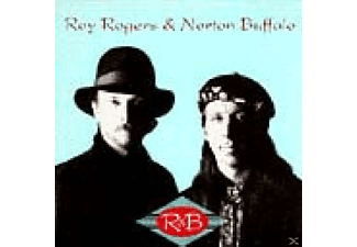 Rogers, Roy & Buffalo, Norton - R & B - (CD)