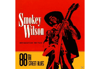 Smokey Wilson - 88th Street Blues - (CD)