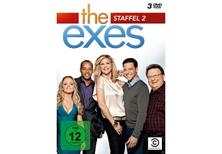 The Exes - Staffel 2 [DVD]