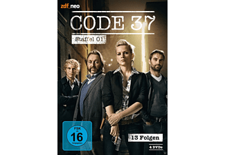 Code 37 - Staffel 1 [DVD]