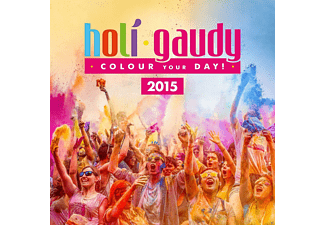 VARIOUS - Holi Gaudy 2015-Colour Your Day [CD]