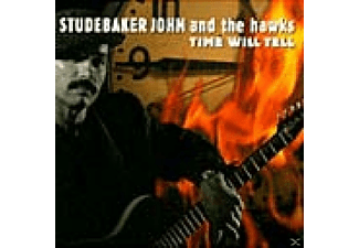 Studebaker John - Time Will Tell - (CD)