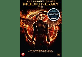 DVD The Hunger Games: Mockingjay Part 1
