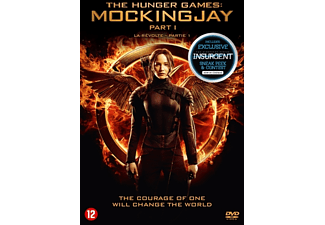 The Hunger Games: Mockingjay - Part 1 | DVD