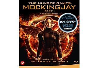 The Hunger Games: Mockingjay - Part 1 | Blu-ray