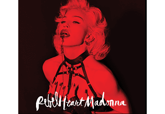 Madonna - Rebel Heart - Limited Super Deluxe Edition (CD)