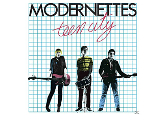 The Modernettes - Teen City [Vinyl]