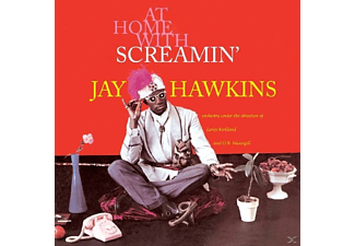 Screamin' Jay Hawkins - At Home With Screamin' Jay Hawkins [CD]
