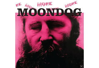 Moondog - More Moondog - (CD)