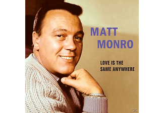 Matt Monro - Love Is The Same Anywhere - (CD)