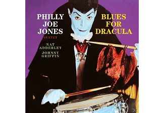 Philly Joe Jones Sextet;Nat Adderley;Johnny Griffin - Blues For Dracula - (CD)