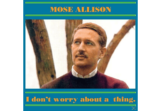 Mose Allison - I Don't Worry About A - (CD)