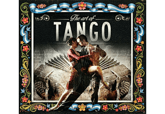 VARIOUS - Theart Of Tango [CD]
