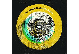 The Blind Shake - Fly Right (Lp+Mp3) [LP + Download]