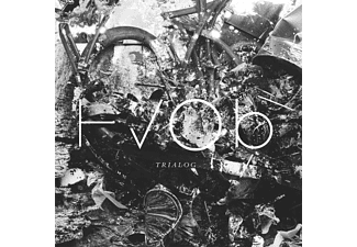 Hvob - Trialog (2lp+Mp3) [LP + Download]