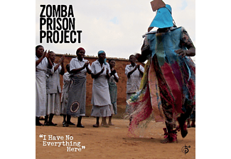 Zomba Prison Project - I Have No Everything Here [CD]