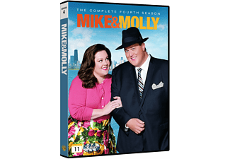 Mike and Molly - S4 Komedi DVD