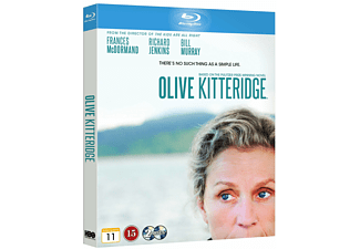 Olive Kitteridge Drama Blu-ray