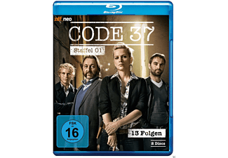 Code 37 - Staffel 1 [Blu-ray]