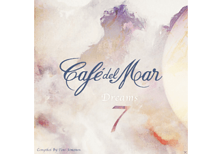VARIOUS - Cafe Del Mar Dreams 7 - (CD)