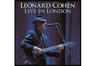 Leonard Cohen - Live In London (Vinyl LP (nagylemez))
