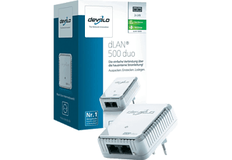 DEVOLO DLAN 500 Duo