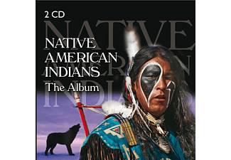 Swifter Studio - Native American Indians-The Album [CD]