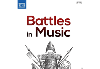 VARIOUS - Battles In Music [CD]