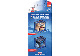 DISNEY INFINITY Toy Box Game Discs 2.0 - Marvel