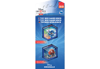 DISNEY INFINITY Toy Box Game Discs 2.0 - Disney