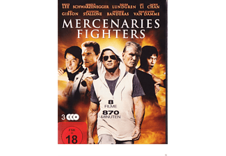 Mercenaries Fighter [DVD]
