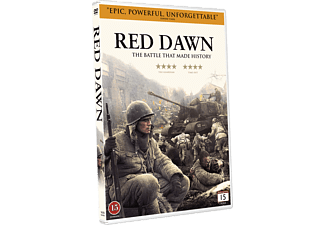 Red Dawn Krigsfilm DVD