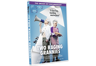 Two Raging Grannies Dokumentär DVD