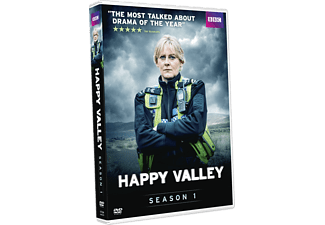 Happy Valley - S1 Drama DVD