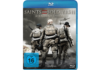 Saints and Soldiers II - Airborne Creed - (Blu-ray)