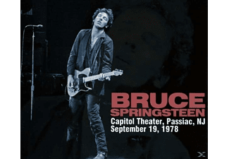 Bruce Springsteen - Capitol Theater, Passiac, Nj Sept.19, 1978 (Revis [CD]