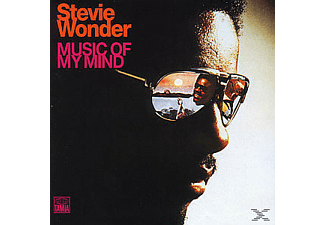 Stevie Wonder - Music Of My Mind - (CD)