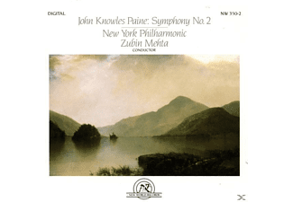 "New York Philharmonic - SINFONIE 2 ""SPRING"" - (CD)"