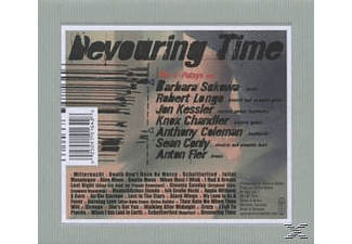 SUKOWA,BARBARA & X-PATSYS,THE, Sukowa,Barbara and X-Patsys,The - Devouring Time - (CD)