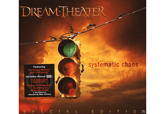 Dream Theater - SYSTEMATIC CHAOS [CD + DVD Video]